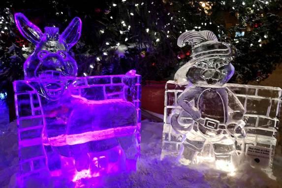 donkey-ice-carving-Carnaval-de-Quebec