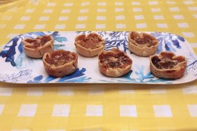 butter tarts from Weil's bakery Hamilton