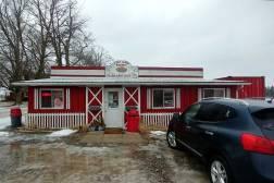 tiny shop bakery in Dundas flamborough area