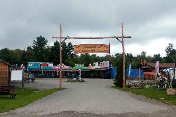 Sault-Ste-Marie-Frontier-Village