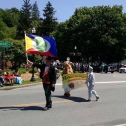 Oz-Stravaganza Parade