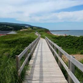 Rogue_Trippers visit the Cabot Trail in Nova Scotia.