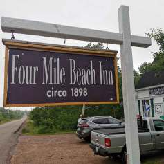 Four Mile Beach Inn Cape Breton Island