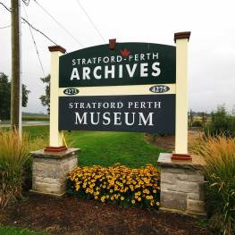 Stratford Perth County Archives