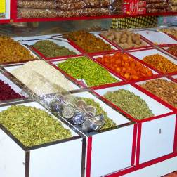 The spice market or Souk in Dubai UAE was a highlight for Roguetrippers when we visited.