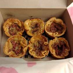 Fresh From the oven Butter tarts