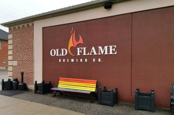 Roguetrippers visited Old Flame Brewing Company in Port Perry