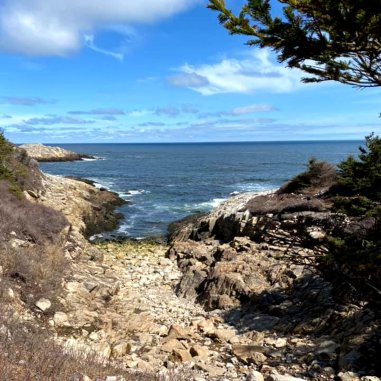Roguetrippers' Nova Scotia contributor visits Duncans Cove for some hiking adventures