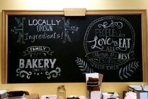 Locally sourced ingredients make quality baked goods at Bread & Butter Bakery