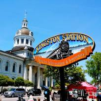Kingston Station visitors tourism bureau in Kingston