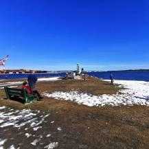 point pleasant hiking trails near Halifax