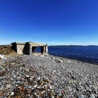 Roguetrippers discover ruins at Point Pleasant park while Hiking