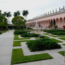 A visit to the Ringling Museum is worth a day trip from Orlando, florida