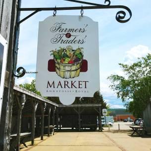 Annapolis Royal Farmers Market