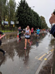 Birmingham Half Marathon 2018 - Supporting the Throne Project Appeal
