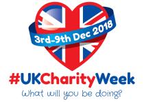 UK Charity week 2018 Logo