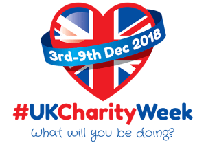 UK Charity week 2018 Logo