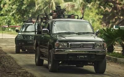 Myanmar Junta kills 810 civilians since their coup