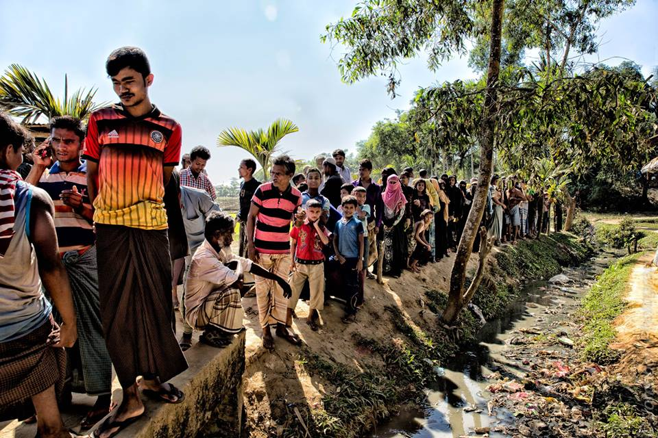 HRW stresses need for international monitors before Rohingya return