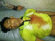 Anti crime volunteer murdered at Leda Camp