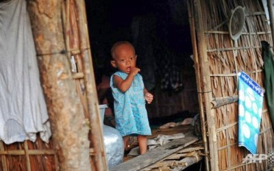 Rohingya infants denied official recognition