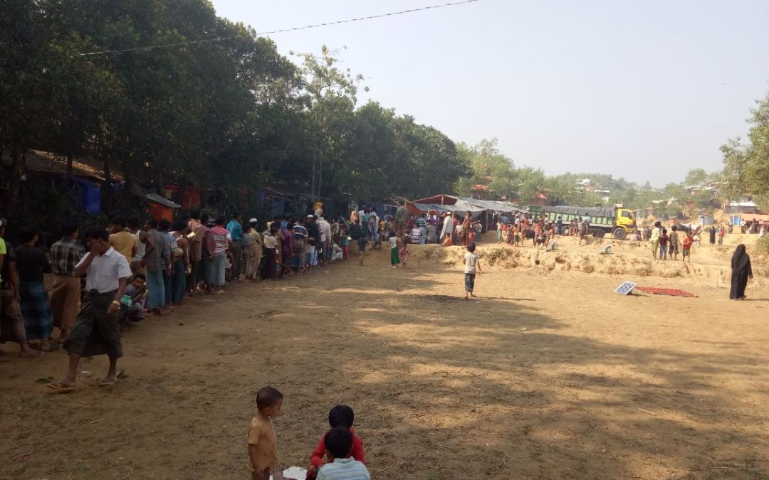Gender-based violence in the Rohingya Camps, what should be done?