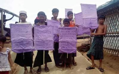 Now Repatriation or No repatriation?  Rohingya refugees viewpoints