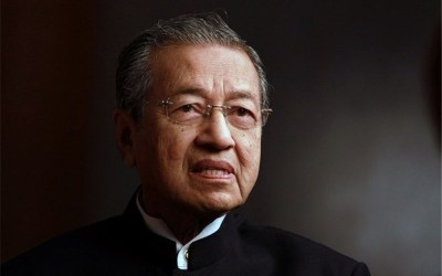 """""""Let's start by calling a spade, a spade. What happened in Rakhine state is genocide."""" Dr M"""