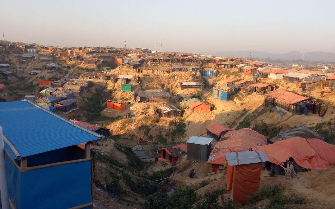 Emergency sanitation needed in Leda Camp