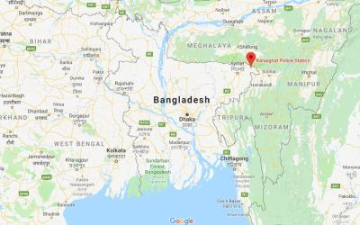 122 Rohingyas attempt to flee to Malaysia from Bangladesh