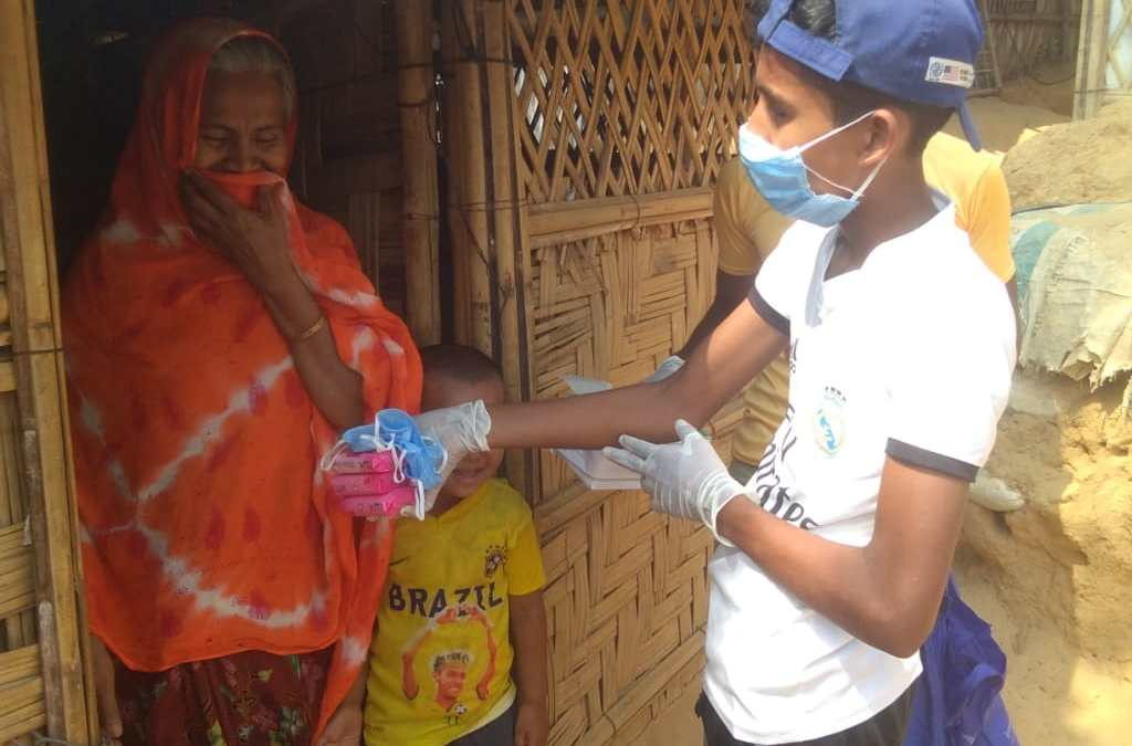 Malaysian Rohingya refugee field hospital stopped
