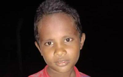Rabi Ullah age 11 missing