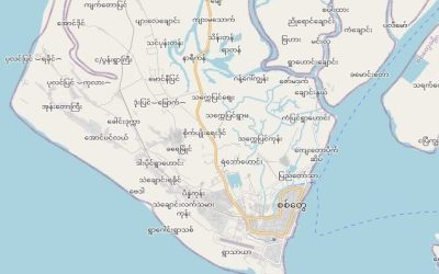 Security guards extort money from Rohingya car drivers in Sittwe