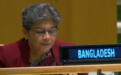 Myanmar's speech on the 75th Session of UN General Debate and Bangladesh's response