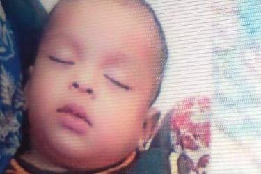 Abdul Hamid age 2 mising