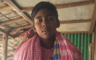 Alom wants to dedicate his life for the education of his brothers.