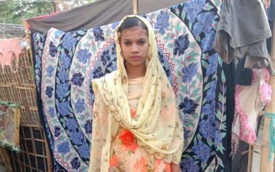 Rohingya refugees in Haryana are worried of kidnappers