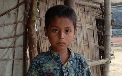 Iman Hossain, age 9, missing