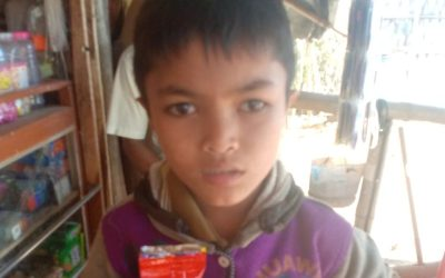 Hairul Islam, age 8, missing
