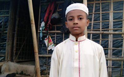 Ashud Ullah, age 13 missing