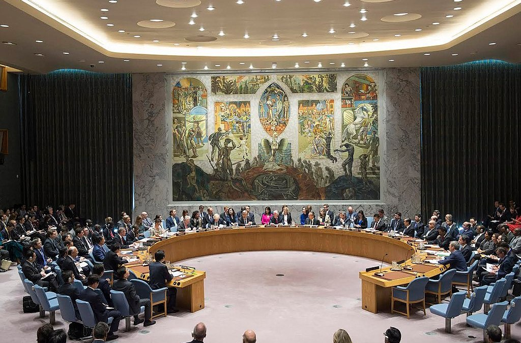 UN Security Council Press Statement on the situation in Myanmar