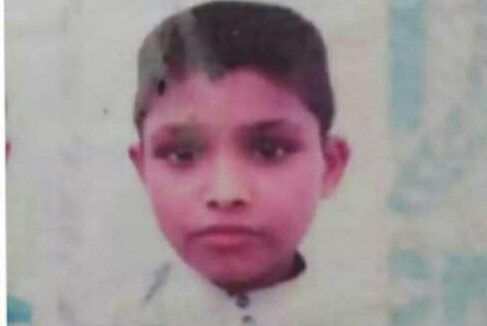 Hossain sha, age 12, missing