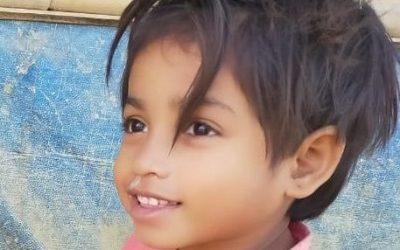Roshida begum, age 06 missing