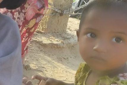 Hamida Begum, age 3 missing