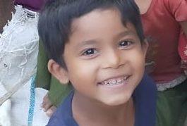 Farzana, age 6 missing