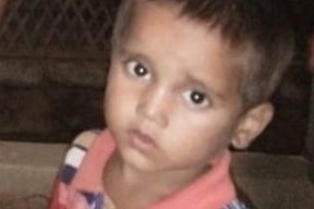 A child was found in Kutupalong camp 06