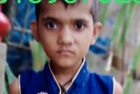 A child was found in Balukhali camp 19
