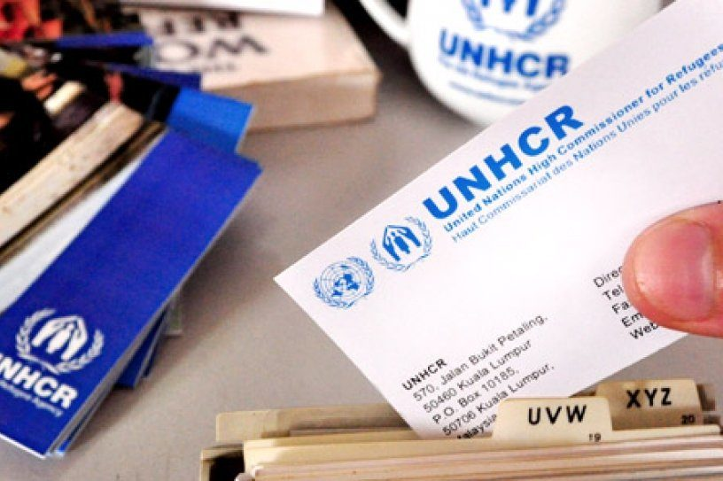 UNHCR Refugee Card will remain Valid till it is replaced due to Covid19