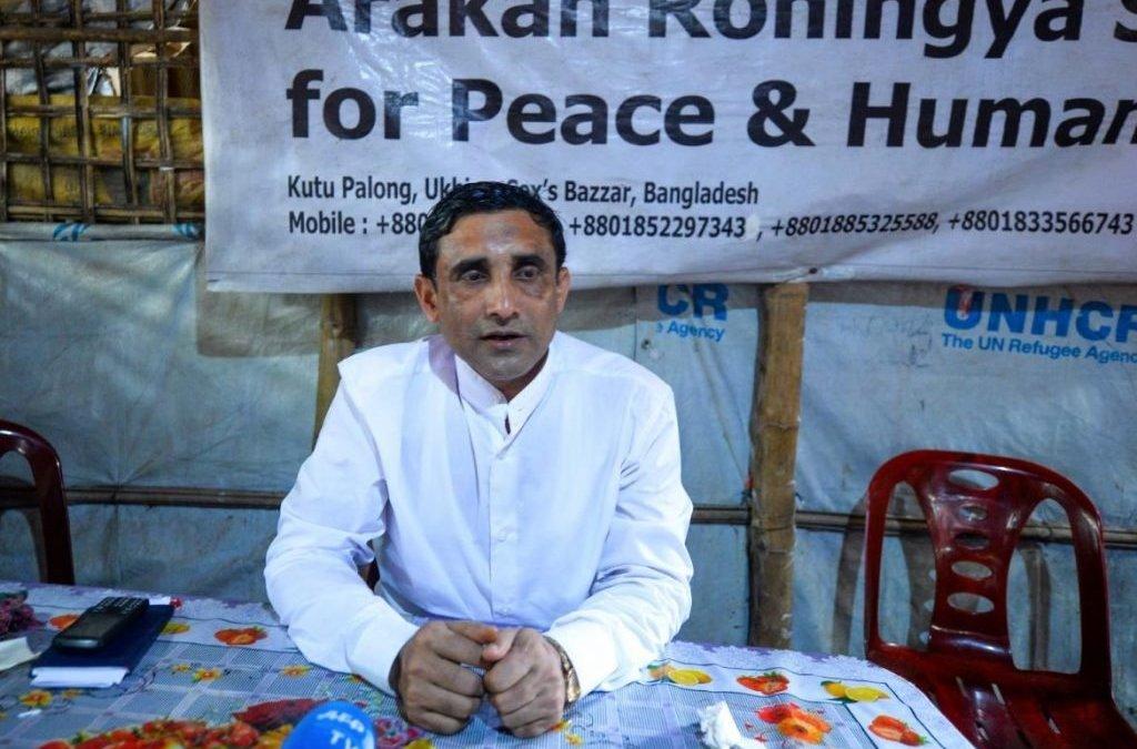 One of the Rohingya leaders Mohibullah shot to death