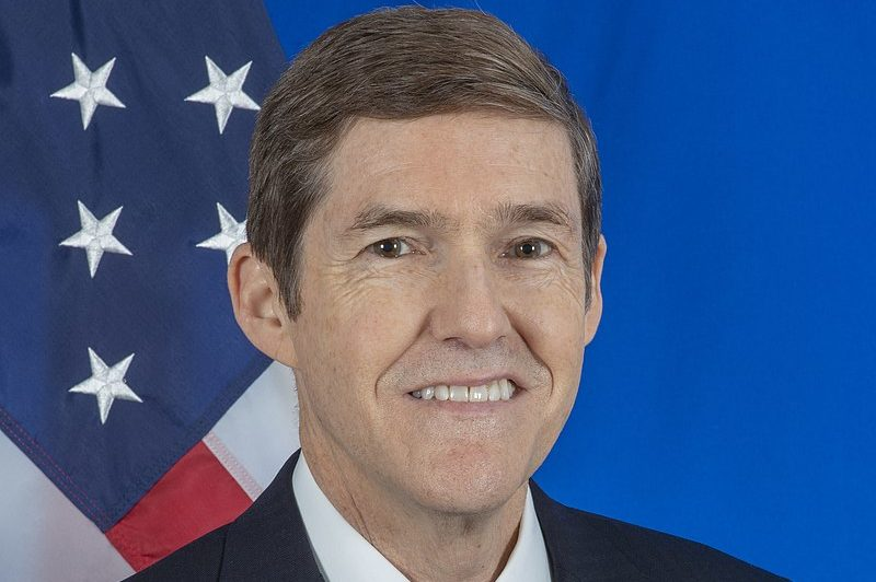 The US ambassador to Bangladesh condemns the violence in the Rohingya camps